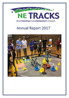 NE Tracks LLEN_2017 Annual Report Front