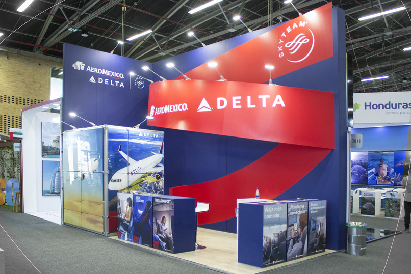 Delta · Aeromexico