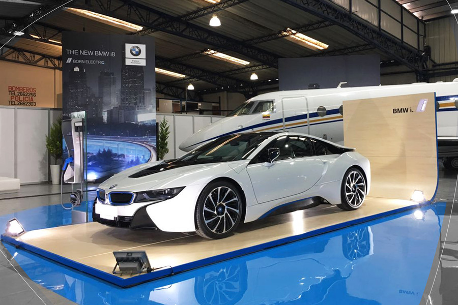 BMW i8 Lanzamiento 2017-09-14-PHOTO-0000