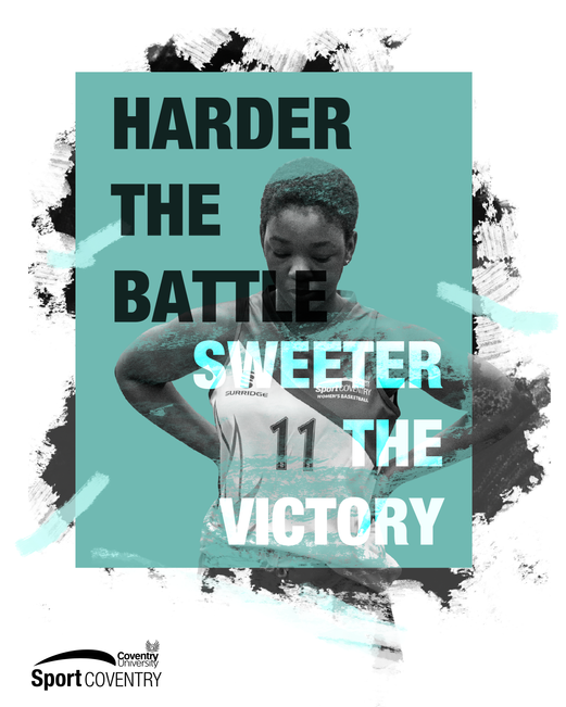 Harder the battle