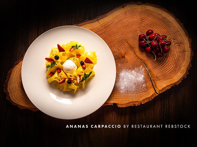 Restaurant_Rebstock_Ananas_Carpaccio