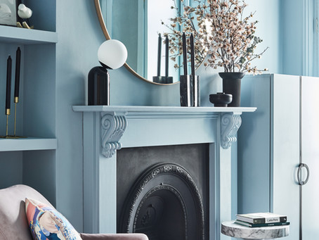 How to style your mantel