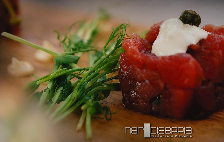 Nero Di Seppia Food