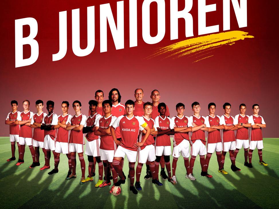 B Junioren_Mannschaft