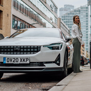 Polestar 2: The cool electric car which puts design in the driving seat