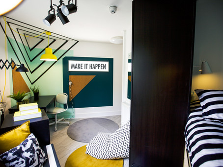 Episode 4: STUDENT HALLS • Interior Design Masters, BBC & Netflix