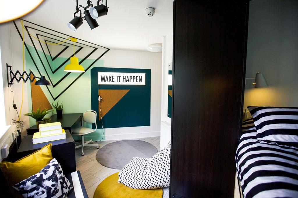 Episode 4 Student Halls Interior Design Masters Bbc Netflix