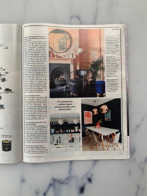 Stella magazine Telegraph