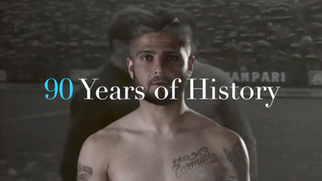 SSC NAPOLI - 90 YEARS OF HISTORY