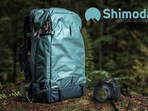 SHIMODA EXPLORE 30 - Una compañera de viajes.