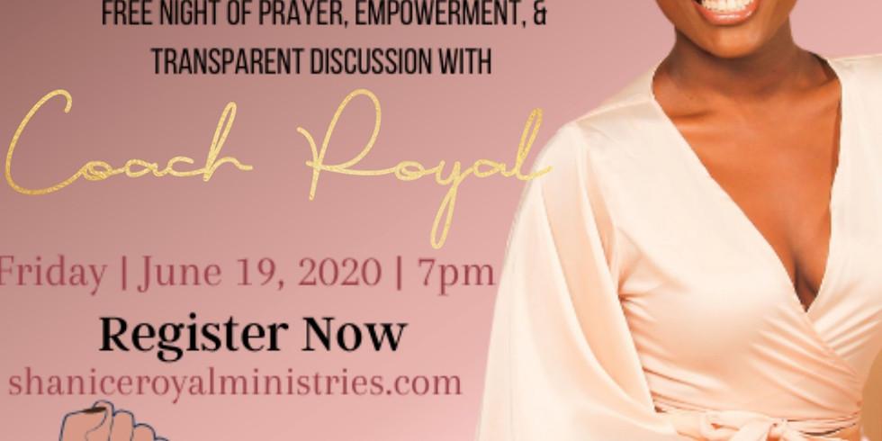 Prayer & Pillow Talk