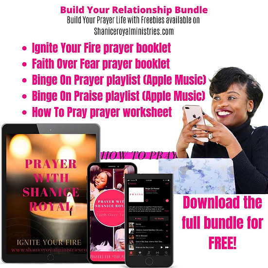 Build Your Relationship Freebies
