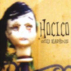 Hocico Untold Blasphemies Front
