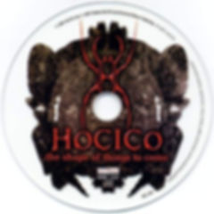 Hocico The Shape Of Things To Come Front