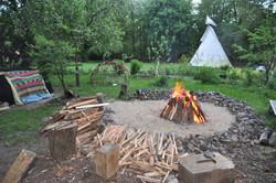 Natuur, Yurt, Vuur