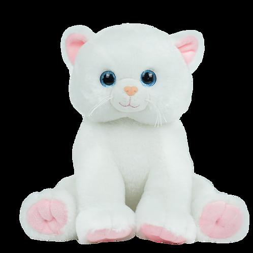 White Kitty Buddy Box