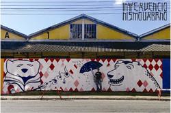 Projeto Intervencionismo Urbano TRIDENTE