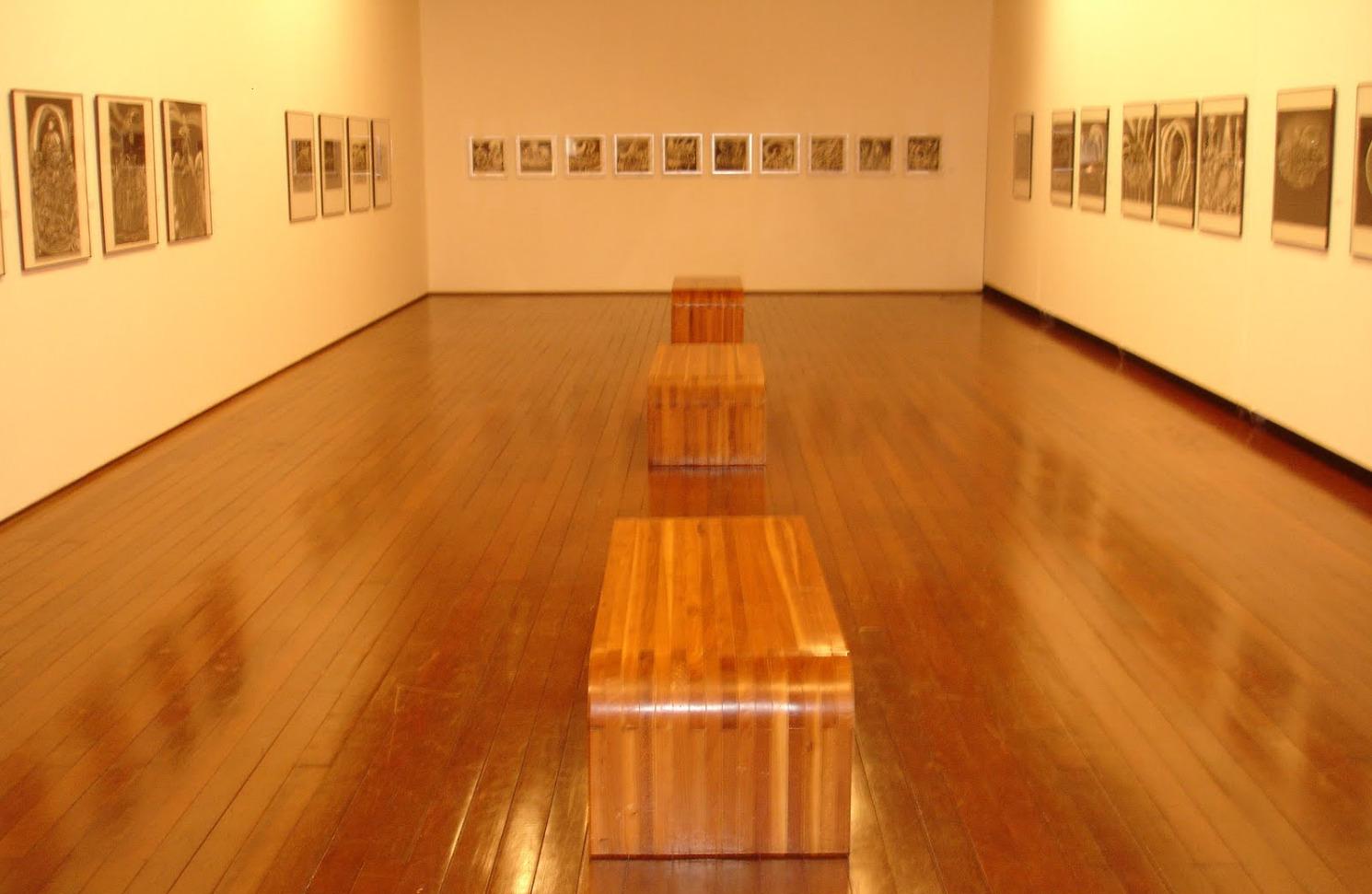 Exposição Cidades Imaginárias, de Paulo Chimendes