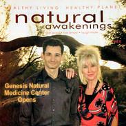 Natural Awakening Cover