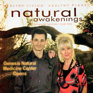 Natural Awakening Cover