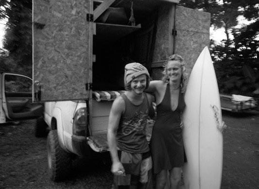Kauai-Nomadic Surfers
