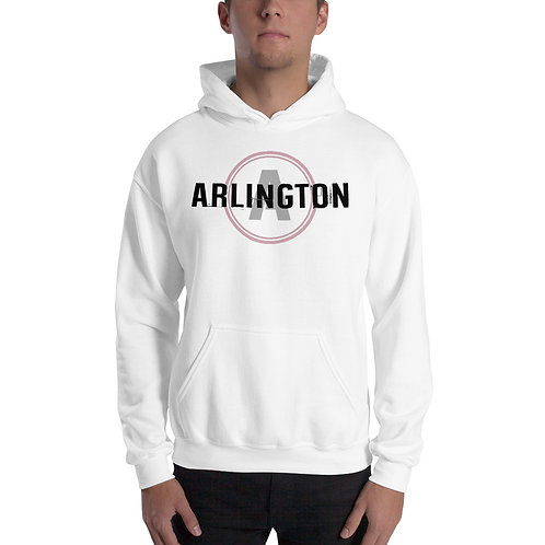 Arlington Unisex Hoodie | Basic