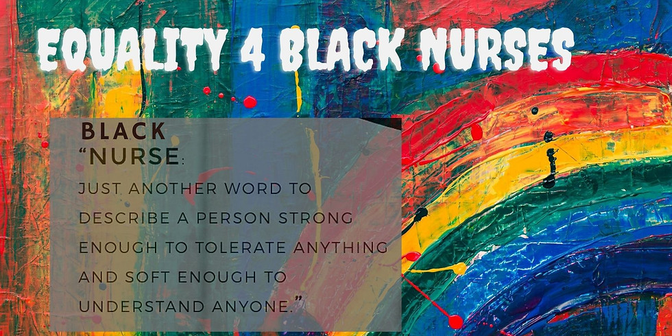 Black Nurses discovering Greatness