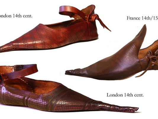 Mr. Madison's Shoe Buckles