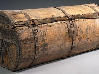 It is a trunk, not a chest.