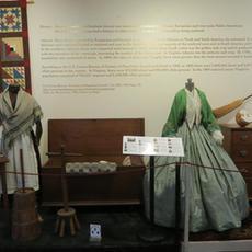 Black History Exhibit Room