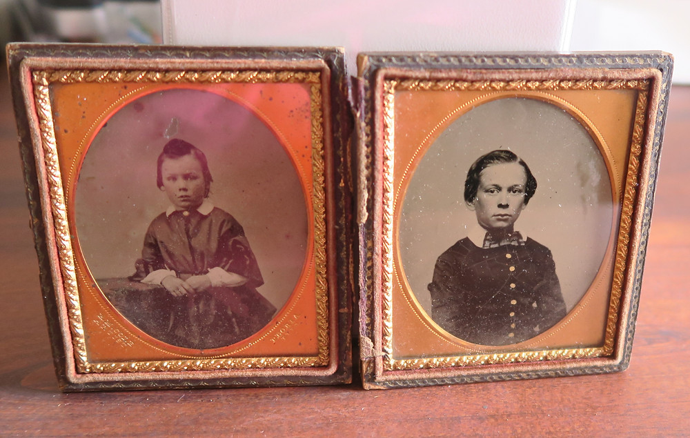 Ambrotypes - James Madison Museum.