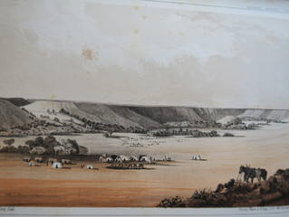 Shyenne River to Lake Jessee.