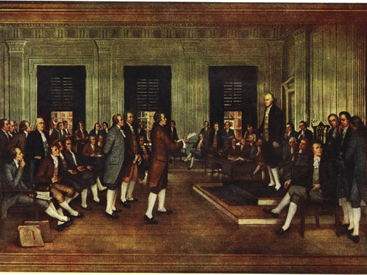 Constitutional Convention - Who Was There?