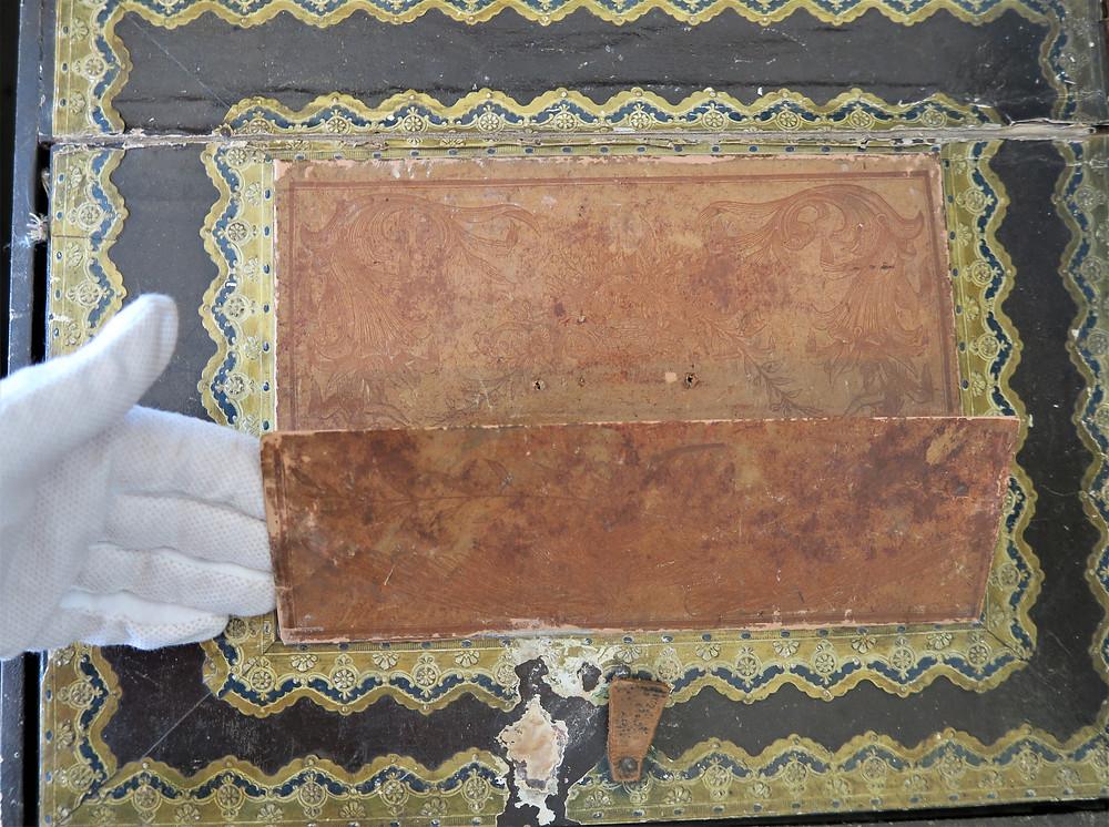 Document Pouch Saratoga Trunk