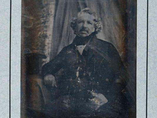 Daguerreotype or Ambrotype?