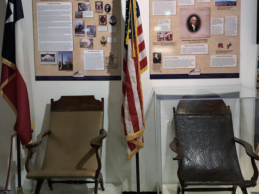 Presidential Chairs