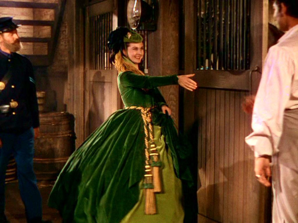 Museum Musings The Curtain Dress From Gone With The Wind James