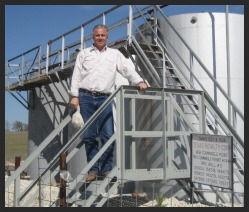 Tom Schoonover, President, Texas Royalty Corp