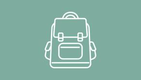 Samsonite presenta nueva mochila de seguridad, fabricada con tejido PET reciclado