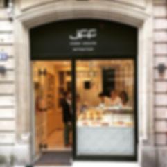 JFF - Jean François Foucher Pastry shop Neuilly sur Seine