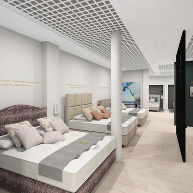 Luxury beds boutique