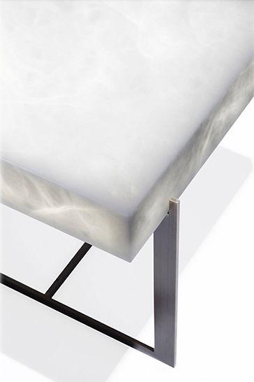 ELLIOT Side table Philippe Hurel