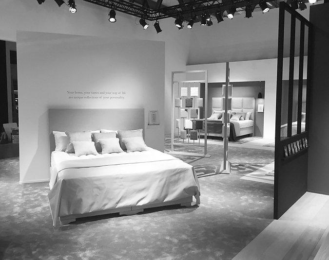 Salone del mobileMilan 2016 VISPRING LUXURY BED