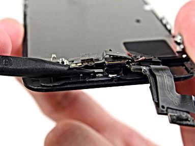 iPhone 5S Light Sensor
