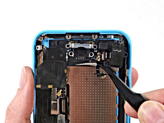 iPhone 5C Charge Port