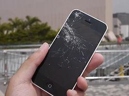 iPhone 5C Screen Replacment