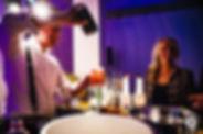 Cocktailbar party