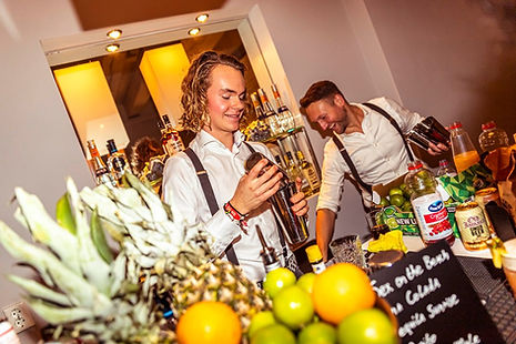 Cocktailbar huren