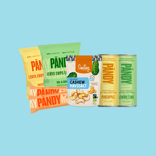 Crunchy Snackbox