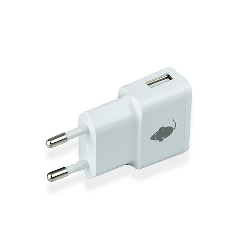 USB Laddare för smartphones - Vit